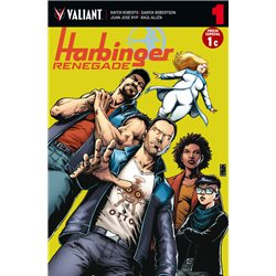 HARBINGER RENEGADE 1
