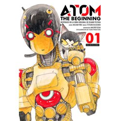 ATOM: THE BEGINNING, VOL. 1