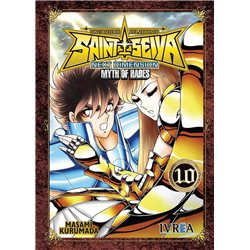 SAINT SEIYA. NEXT DIMENSION MYTH OF HADES 10 (COMIC)