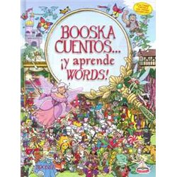 BOOSKACUENTOS... ¡Y APRENDE WORDS!