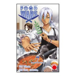 FOOD WARS 07 (COMIC)