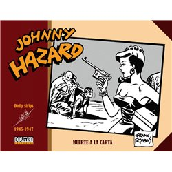JOHNNY HAZARD 1945-1947