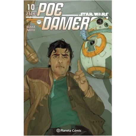 Star Wars Poe Dameron nº 10