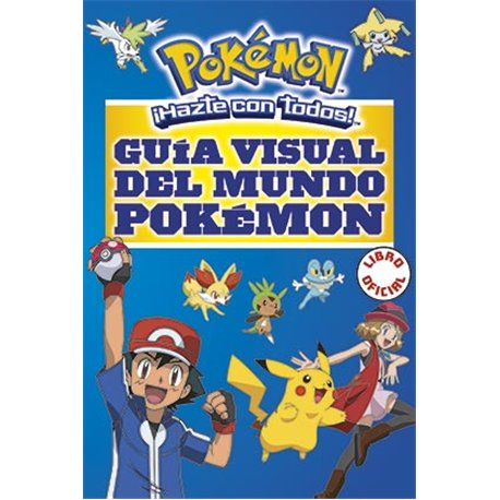 GUIA VISUAL DEL MUNDO POKEMON