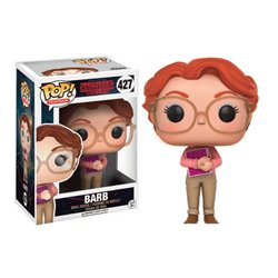 BARB FIGURA 10 cm VINYL POP TELEVISION STRANGER THINGS