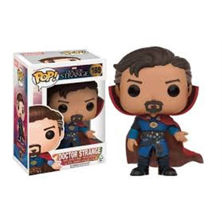 DOCTOR STRANGE FIGURA 10 CM VINYL POP MARVEL MOVIE DOCTOR STRANGE
