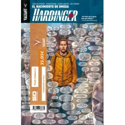 PACK VALIANT 02. HARBINGER (6 VOL)