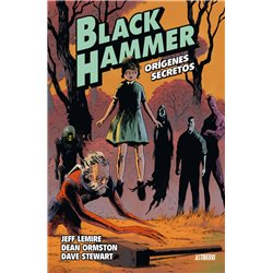 BLACK HAMMER 01. ORIGENES SECRETOS