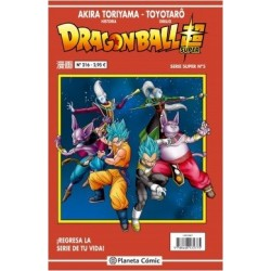 Dragon Ball Serie roja nº 216