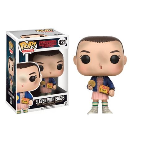 ONCE CON EGGOS FIGURA 10 CM VINYL POP TELEVISION STRANGER THINGS