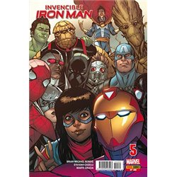 INVENCIBLE IRON MAN VOL 2 80