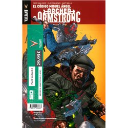 PACK VALIANT 03. ARCHER & ARMSTRONG (5 VOL)