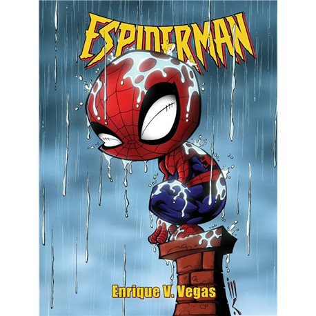 ESPIDERMAN (ALBUM COLOR)