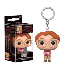 BARB LLAVERO FIG 4 cm POCKET POP STRANGER THINGS