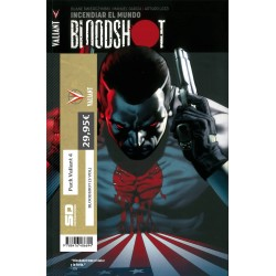 PACK VALIANT 04. BLOODSHOT (5 VOL)