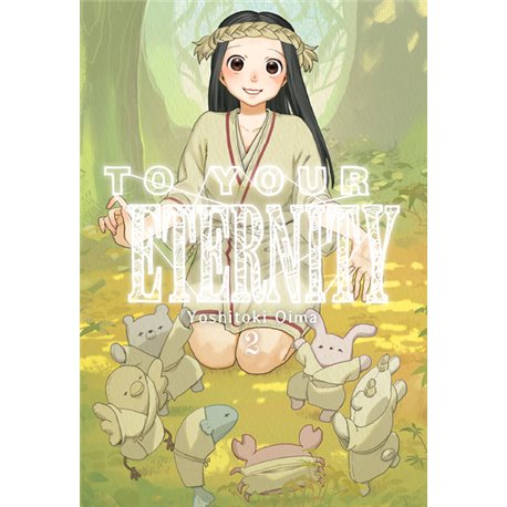 TO YOUR ETERNITY VOL. 2