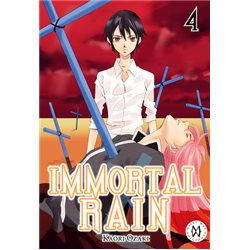 IMMORTAL RAIN, VOL. 4