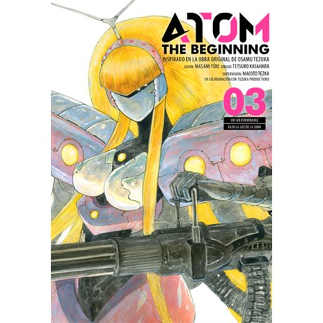 ATOM: THE BEGINNING, VOL. 3