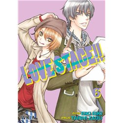 LOVE STAGE 06 (COMIC)