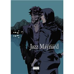 JAZZ MAYNARD 05: BLOOD, JAZZ AND TEARS (COMIC)