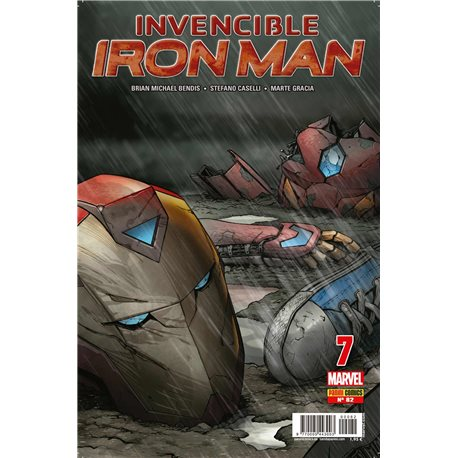 INVENCIBLE IRON MAN VOL 2 82