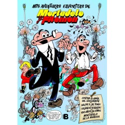 MIS AVENTURAS FAVORITAS DE MORTADELO Y FILEMON