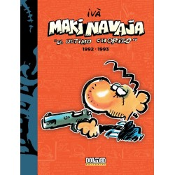 MAKINAVAJA VOL. 5 EL ULTIMO CHORIZO 1992-1993