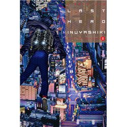 LAST HERO INUYASHIKI VOL 09