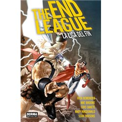 THE END LEAGUE (LA LIGA DEL FIN)