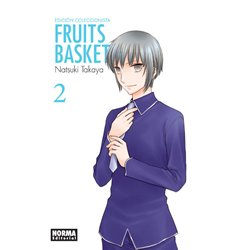 FRUITS BASKET ED. COLECCIONISTA 2