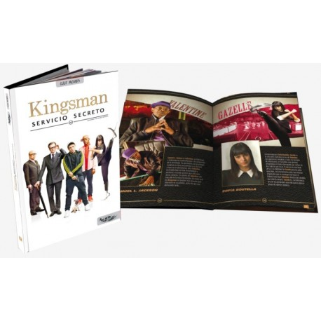 KINGSMAN. SERVICIO SECRETO (COLLECTOR'S CUT)