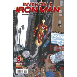INVENCIBLE IRON MAN VOL 2 84
