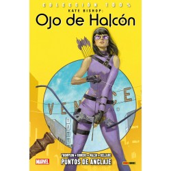 KATE BISHOP. OJO DE HALCÓN 01