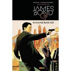 JAMES BOND 03: HAMMERHEAD