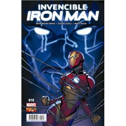 INVENCIBLE IRON MAN VOL 2 85