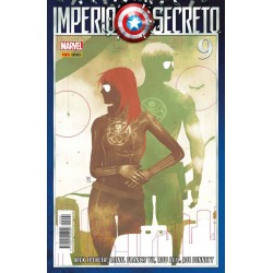 IMPERIO SECRETO 09 (PORTADA ALTERNATIVA)
