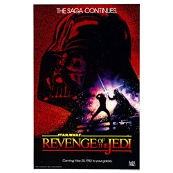 Cuadro The Revenge of the Jedi (STAR WARS)