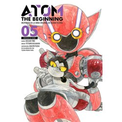 ATOM: THE BEGINNING VOL. 5