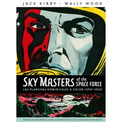 Sky Masters of the Space Force. Las planchas dominicales a color (1959-1960)