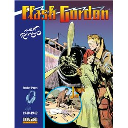 FLASH GORDON & JIM DE LA JUNGLA 1940-1942