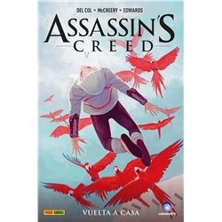 ASSASSIN'S CREED: VUELTA A CASA (COMIC)