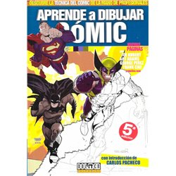 APRENDE A DIBUJAR CÓMIC VOL. 2 (CARTONÉ)