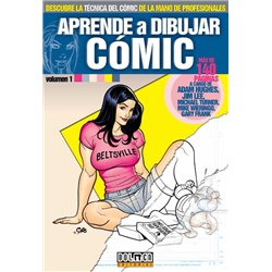 APRENDE A DIBUJAR CÓMIC VOL. 1 (CARTONÉ)