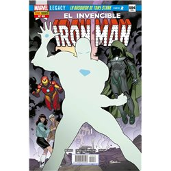 INVENCIBLE IRON MAN VOL 2 88