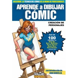 APRENDE A DIBUJAR COMIC VOL. 4 (CARTONÉ)