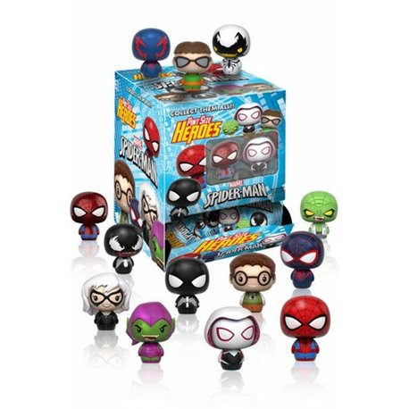 Marvel Comics Pint Size Heroes Minifiguras 6 cm Spider-Man