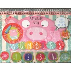BABY BOOK PLAY&LEARN WITH NUMBERS