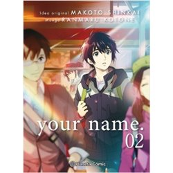 your name. nº 02/03 (manga)