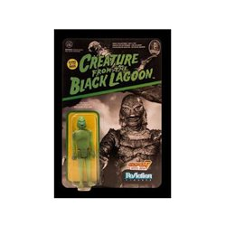 Universal Monsters ReAction Figura Creature from the Black Lagoon GITD Exclusive 10 cm