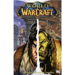 WORLD OF WARCRAFT 1 (COMIC)